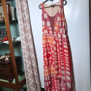 Dresses & Skirts - Dress High low hem size 12